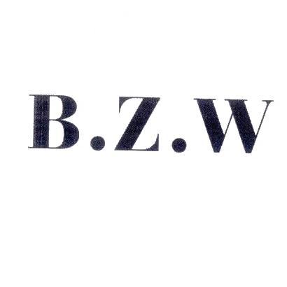 B.Z.W