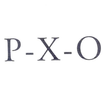 P-X-O