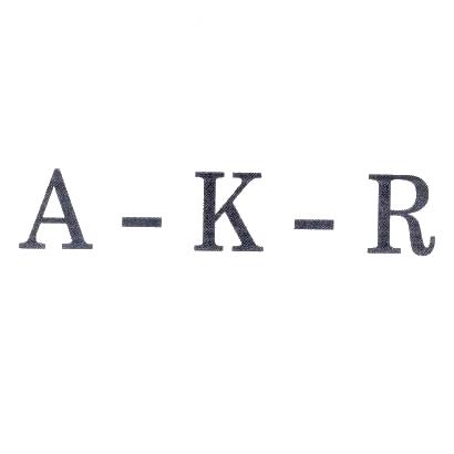 A-K-R